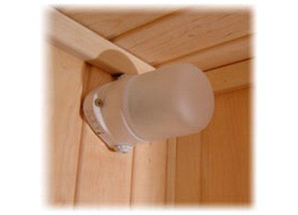 Влагозащищённый светильник для сауны Lindner
