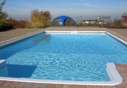 Подготовка бассейна к использованию